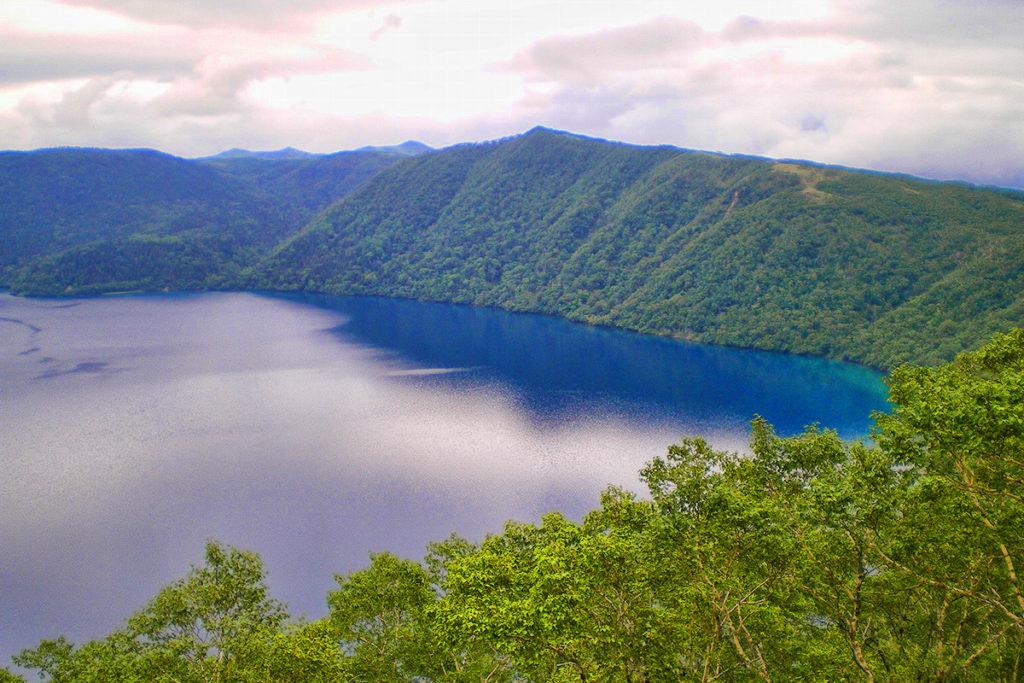 日本の湖の透明度 ベスト3