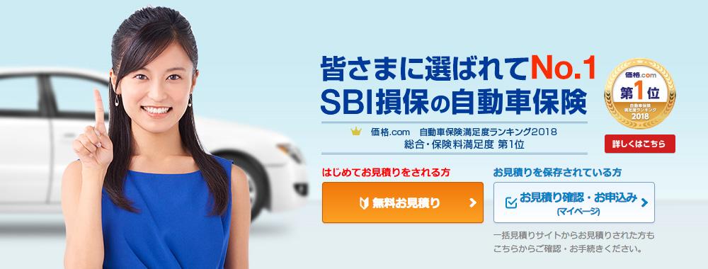 保険 sbi 損害